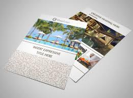 hotel brochure design templates luxury hotels flyer template mycreativeshop
