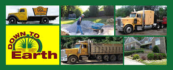 Down To Earth Landscaping by Down To Earth Materials Yard Is A Landscape Material Supplier In