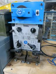 ideal germany 1 u2033 capacity bandsaw blade welder u2013 mullin machinery