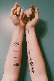 amazing black tree forearm tattoos book 65 000 tattoos