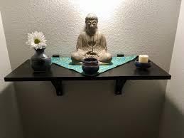 my home altar buddhism