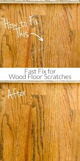 how to repair wood floor scratches fix friday woods