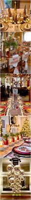 table decoration for christmas 1224 best christmas table decorations images on