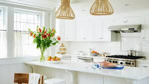 decorating ideas for small kitchens 12 genius decorating ideas for small kitchens coastal living