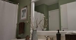 Framing Bathroom Mirror by Frame A Mirror Inspiration Diy Homes Interior 62567