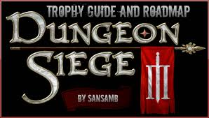 dungeon siege 3 rajani dungeon siege 3 road map and trophy guide playstationtrophies org