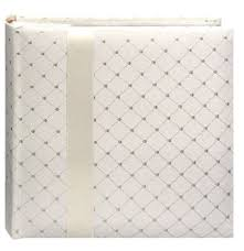 Pioneer 200 Pocket Fabric Frame Cover Photo Album Amazon Com Pioneer Da200fdr Fabric Diamond Ribbon Wedding Photo