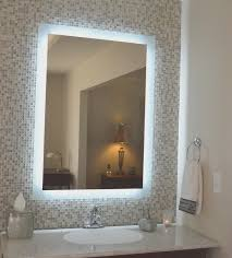 bathroom cool installing bathroom light fixture over mirror on a