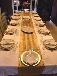 elegant how to set up a table for thanksgiving dinner by