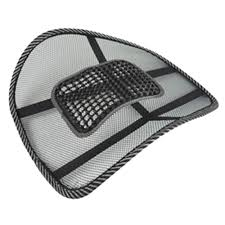 mesh lumbar back support for car seat chair office lazada ph