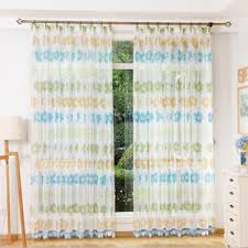 Multi Colored Curtains Sheer Curtains U0026 Drapes Sheer Curtain Panels Voile Curtains