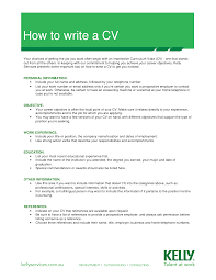 How To Write An Resume For A Job by How Do Do A Cv Inkytk