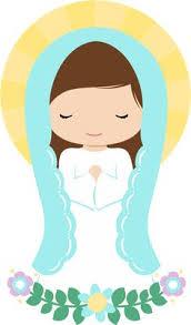 imagenes de virgen maria infantiles virgen maría ruega por nosotros imágenes para niños de la virgen