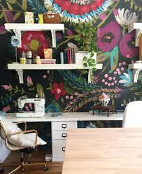 Maximalist Style by Find Your Inner Maximalist With Wallpaper And Murals U2013 Bari J Designs