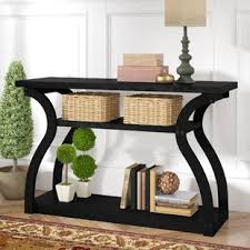 8 inch console table 8 inch deep console table wayfair