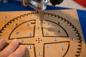 7 Free Wooden Gear Clock Plans by Building The Hans Electric Gear Clock U2014 Kronos Robotics