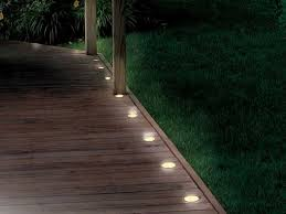 solar deck string lights solar deck and path 5 light string