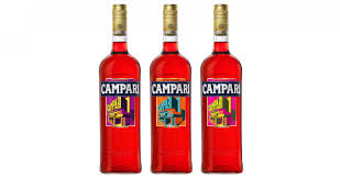 campari campari releases limited edition art label for the holidays