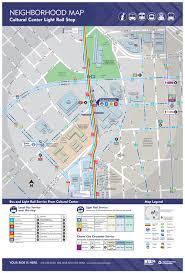 baltimore light rail map baltimore light rail station map www lightneasy net