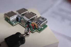 Hacking Per Port Power Switching Into An Usb Hub Befinitiv
