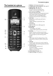 fancy siemens handset manual 64 about remodel best cover letter