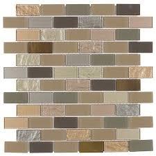 glass mosaic tile kitchen backsplash peel stick glass mosaic tile venice mineral tiles