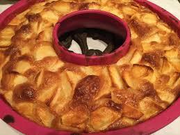 ma cuisine thermomix gâteau aux pommes thermomix dans ma cuisine avec mon thermomix