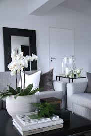 furniture orchid coffee table centerpiece strange my home styling photo therese knutsen blog thereseknutsen no