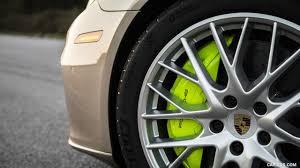 2018 porsche panamera turbo s e hybrid brakes hd wallpaper 14
