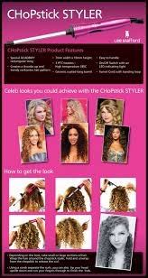chopstick hair curler hair like from grease curly hair using stafford
