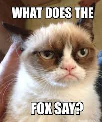 What Does The Fox Say Meme - meme maker what does the fox say7