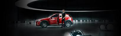 mazda homepage showcasing the latest mazda car videos from the mazda range