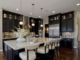 backsplash ideas dream kitchens related image gresham pinterest black cabinet backsplash