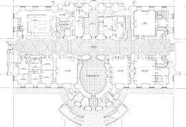 white house floor plan basement house plans