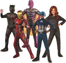 Civil War Halloween Costume Marvel Teams Captain America Costumes License Global