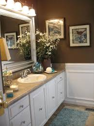 Brown Blue Bathroom Ideas Entranching Brown And Blue Bathroom Ideas Color Scheme Modern Of