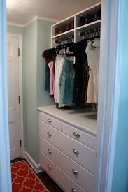 Small Master Bedroom Remodel Master Closet Built In Dresser For Small Master Bedroom