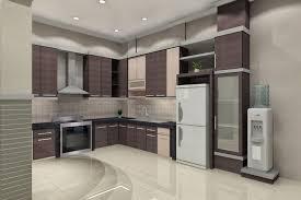 New Kitchen Cabinet Design Stunning Design Kitchen Set Minimalis Modern 26 For Kitchen