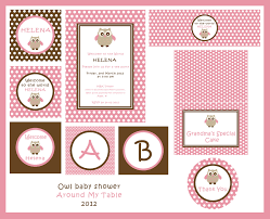 owls baby shower photo owl baby shower decorations image