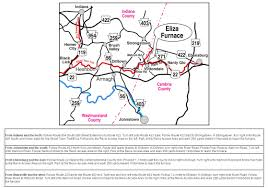 Map Of Indiana State Parks by Indiana County Park And Trail Maps Indiana County Parks And Trails
