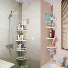 Hanging Bathroom Shelves Hanging Bathroom Storage Ebay
