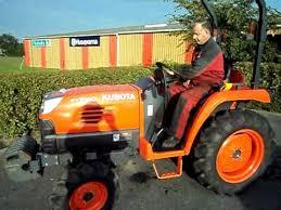 siege pour micro tracteur kubota démonstration d un micro tracteur kubota