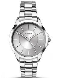 ladies silver bracelet watches images Sekonda ladies silver tone bracelet watch 2455 jpg