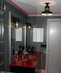 Industrial Bathroom Vanity Lighting Vanities Industrial Vanity Light Industrial Look Bathroom