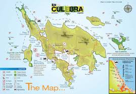 Pr Map Map Of Culebra Puerto Rico Map