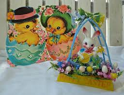 antique easter decorations 282 best easter decorations images on