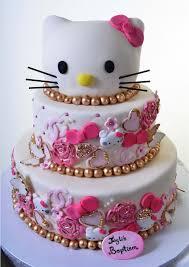 hello kitty birthday cake decorations image inspiration of cake