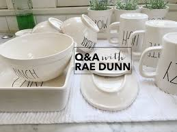 rae dunn my conversation with rae dunn about how to take care of your rae