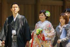 japanese traditional wedding couple editorial image image 35100115