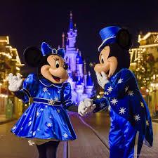 mickey and minnie u0027s disneyland paris 25th anniversary are